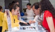 Giá vàng SJC tại PNJ sáng ngày hôm nay   Gia vang hom nay tai HCM va Da Nang