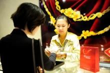 Giá vàng DOJI sáng 18/12 giao dịch ở ngưỡng: 32,86 triệu đồng/lượng