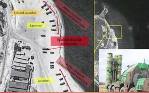 dao phu lam hoang sa, TQ lên tiếng thừa nhận triển khai tên lửa đảo Phú Lâm ở Hoàng Sa
