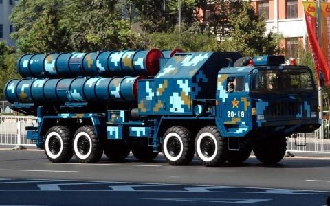 ten lua Hongqi-9, Trung Quốc đưa tên lửa Hongqi-9 ra Hoàng Sa