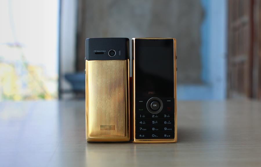 Philips x513 mạ vàng bởi Karalux