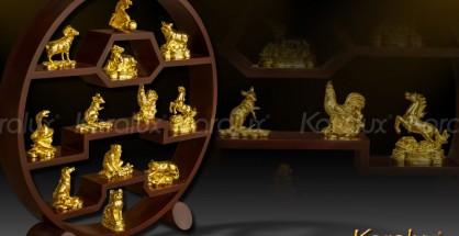 12-con-giap ma vàng tại Đà Nẵng
