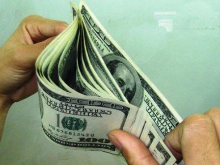 Giá USD ngày 28/5/2013