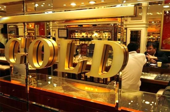 Dự báo giá vàng cuối năm 2013