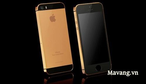 iphone5c mạ vàng, mạ vàng điện thoại iPhone 5C