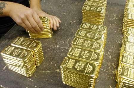 Giá vàng phiên Châu Á ngày 11/11/2013 đang nhích dần