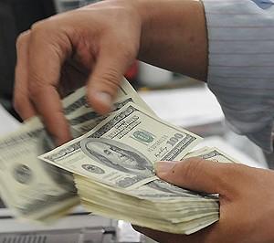 Đồng USD bất ngờ giảm trong phiên giao dịch cuối tuần