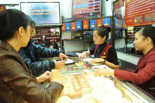 Giá vàng Bảo Tín Minh Châu ngày 16/1/2014  Gia vang BTMC hôm nay