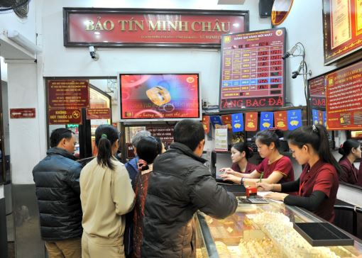 Giá vàng Bảo Tín Minh Châu ngày 6/1/2014 | GIA VANG BTMC hôm nay