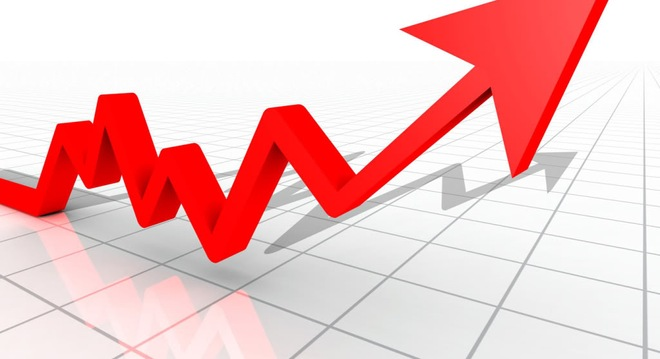 Cổ phiếu bất động sản hút tiền, VN-Index tăng, chứng khoán việt nam