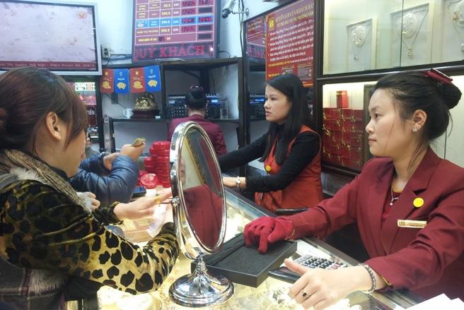 Giá vàng Bảo Tín Minh Châu ngày 18/01/2016 | Bản tin thị trường vàng hôm nay