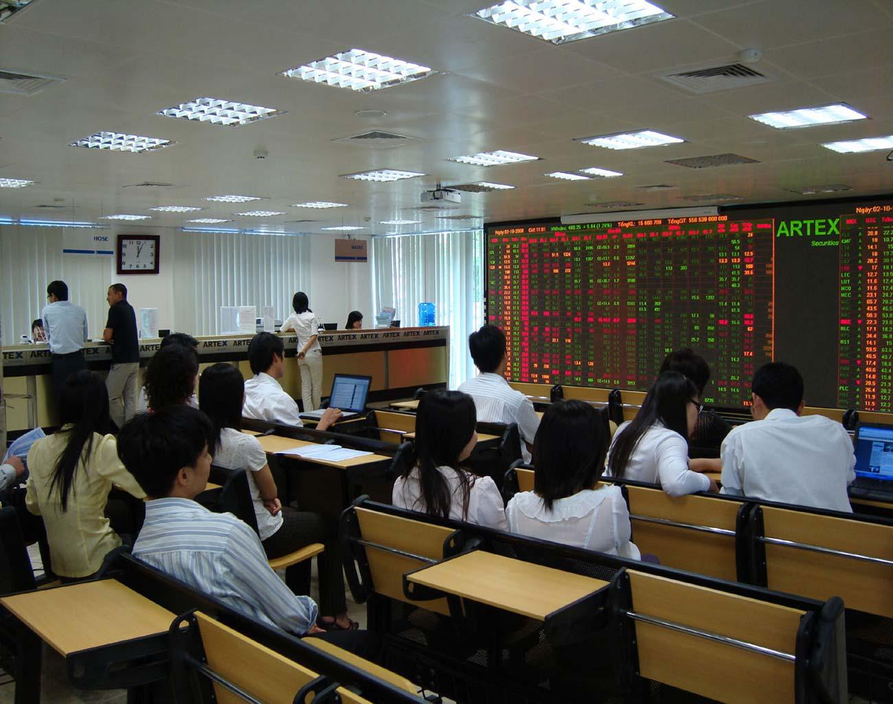 Nhận định thị trường chứng khoán Việt Nam ngày 11/3/2014