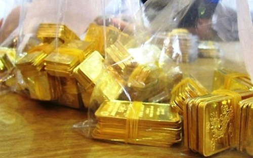 Giá vàng SJC sáng 14/03 giảm 90.000 đồng/lượng