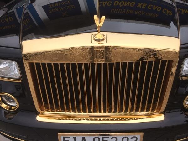 rolls-royce-phantom Rồng mạ vàng 24K, siêu xe ma vang