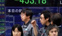 Dữ liệu mới nhất cho thấy nền kinh tế Nhật Bản thu hẹp còn 1,1% trong quý IV/2015