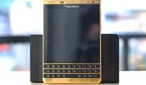 BlackBerry Passport Silver mạ vàng 24K tại Hà Nội
