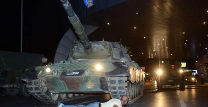 Quân đội Đảo chính ở Thổ Nhĩ Kỳ